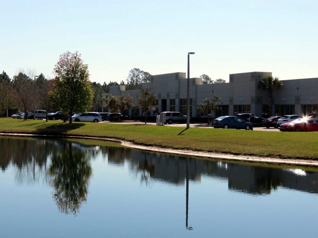 Aero Hose Office Building