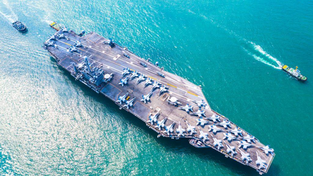 Aero Hose Navy Jets