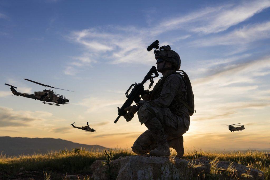 Aero Hose Military