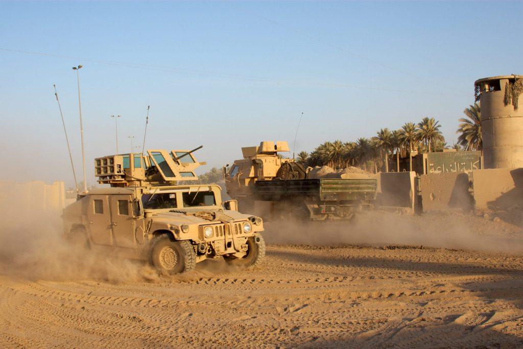 Aero Hose Armored Vehicle